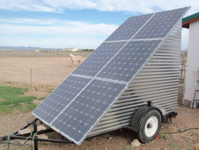 Solar Powered Cars and Trucks